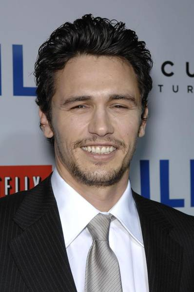Ampa Wall Art - Photograph - James Franco At Arrivals For Milk by Everett
