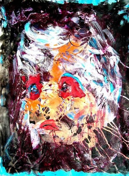 Sax Painting - Jamie       Sold by Darlyne Sax