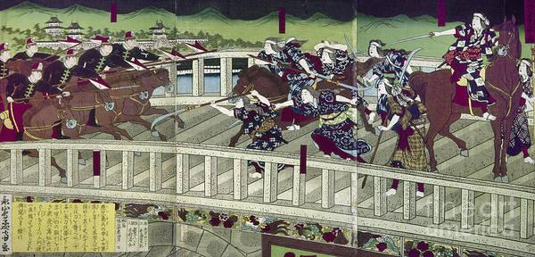 Photograph - Japan: Satsuma Rebellion by Granger