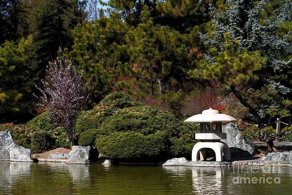 Photograph - Japanese Friendship Garden . San Jose California . 7d12780 by Wingsdomain Art and Photography
