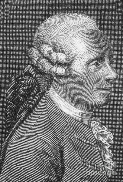Paradox Photograph - Jean Le Rond Dalembert, French Polymath by Science Source