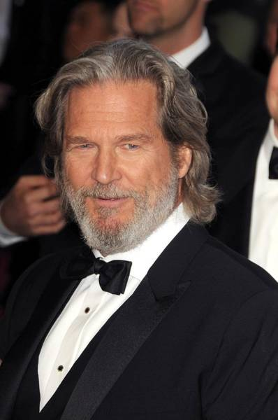 Wall Art - Photograph - Jeff Bridges At Arrivals For The 83rd by Everett
