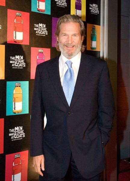 Wall Art - Photograph - Jeff Bridges At Arrivals For The Men by Everett
