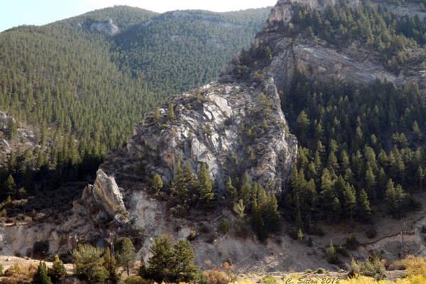 Photograph - Jefferson Canyon 2 by C Sitton
