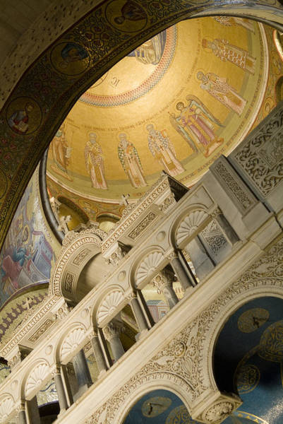Church Of The Holy Sepulcher Photograph - Jerusalem, Israel, Church Of The Holy by Richard Nowitz