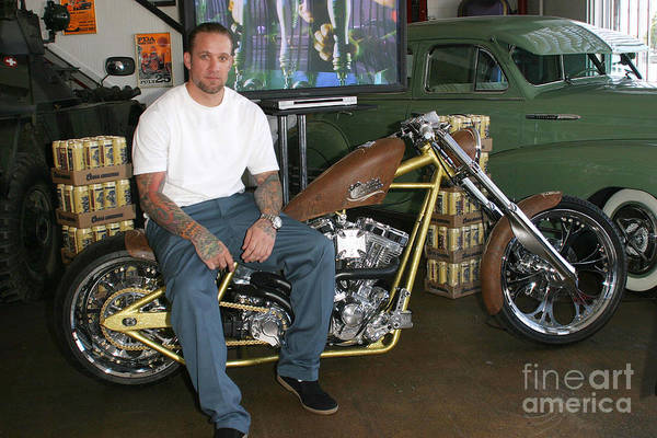 Wall Art - Photograph - Jesse James by Nina Prommer