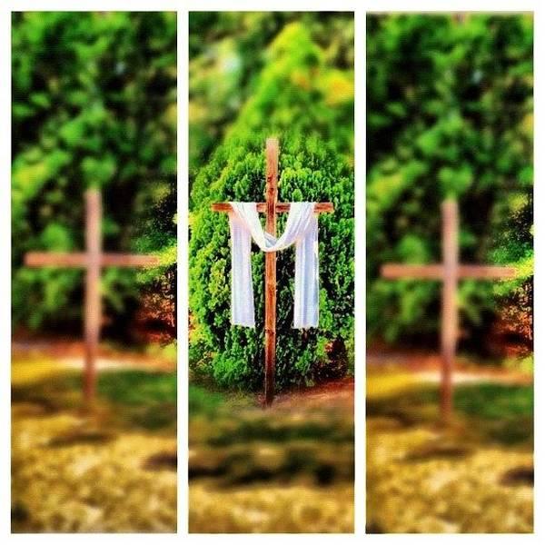 Salvation Wall Art - Photograph - Jesus Christ Saves - Do You Have Him? by Tawanda Baitmon