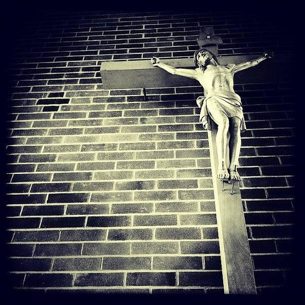 Wall Art - Photograph - Jesus Christ... #religious #jesus by Taylor Made