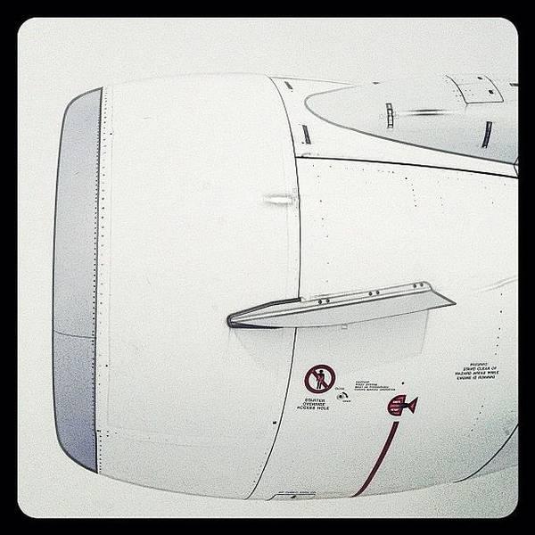 Minimalism Photograph - Jet Engine by Natasha Marco