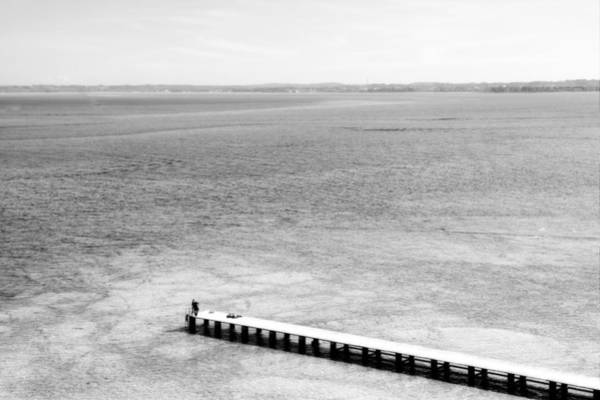Northern Italy Photograph - Jetty In A Lake by Joana Kruse