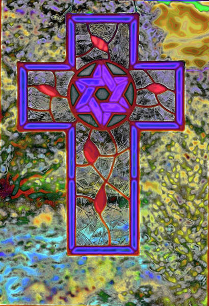 Digital Art - Jewish Messiah by Charles Muhle