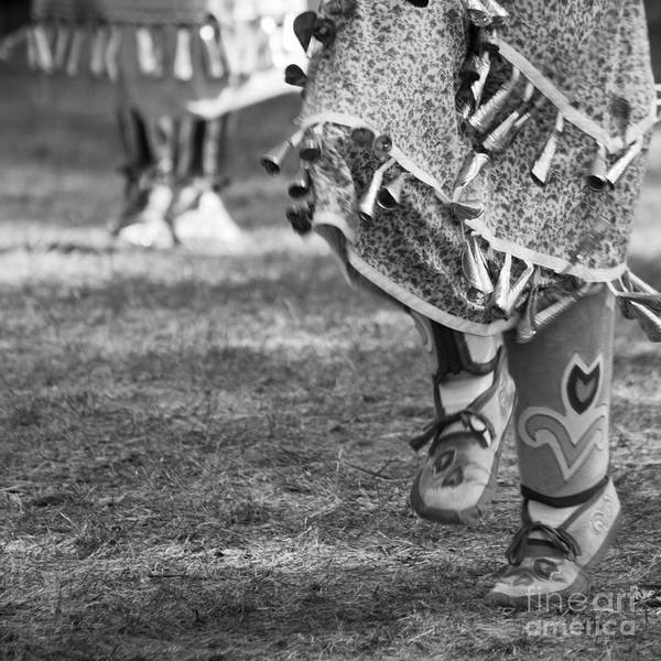 Powwow Wall Art - Photograph - Jingle by Gordon Wood