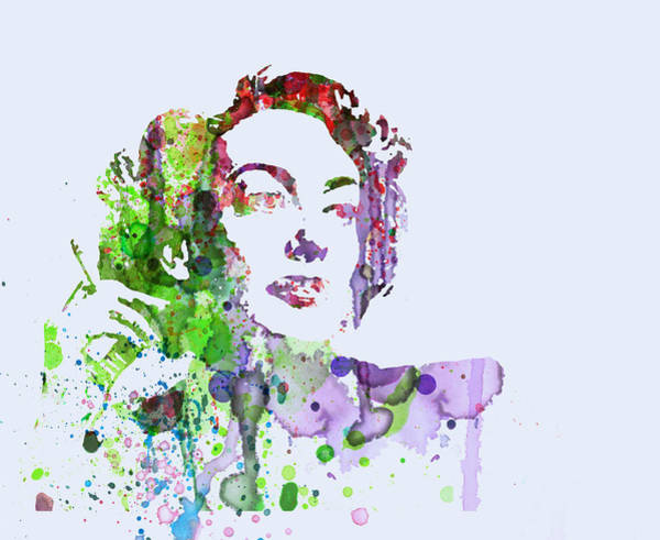 Wall Art - Digital Art - Joan Crawford by Naxart Studio