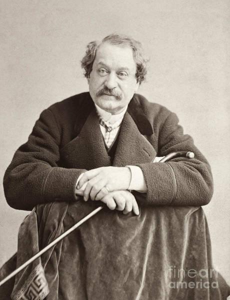 Photograph - John Brougham (1814-1880) by Granger