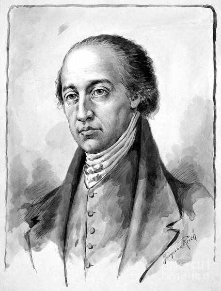 Photograph - John Filson (c1747-1788) by Granger