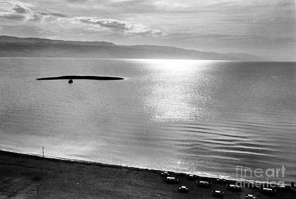 Photograph - Jordan: Dead Sea, 1961 by Granger