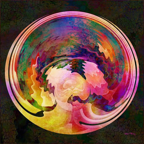 Digital Art - Joy by Barbara Berney