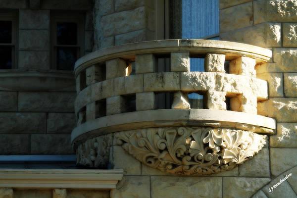 Photograph - Juliets Balcony by Sarah Broadmeadow-Thomas