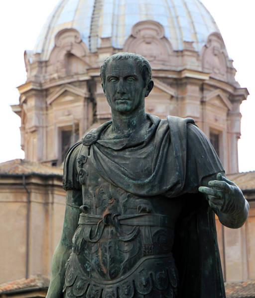 Photograph - Julius Caesar by Andrew Fare