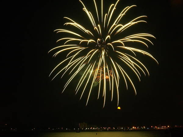 Photograph - July 4 2012  1 by Jeffrey Peterson