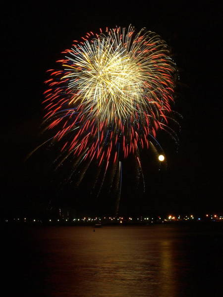 Photograph - July 4 2012  11 by Jeffrey Peterson