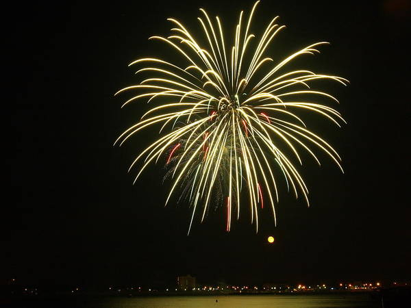 Photograph - July 4 2012  2 by Jeffrey Peterson