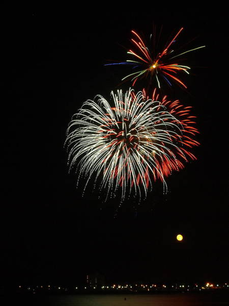 Photograph - July 4 2012  3 by Jeffrey Peterson