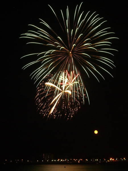 Photograph - July 4 2012  4 by Jeffrey Peterson