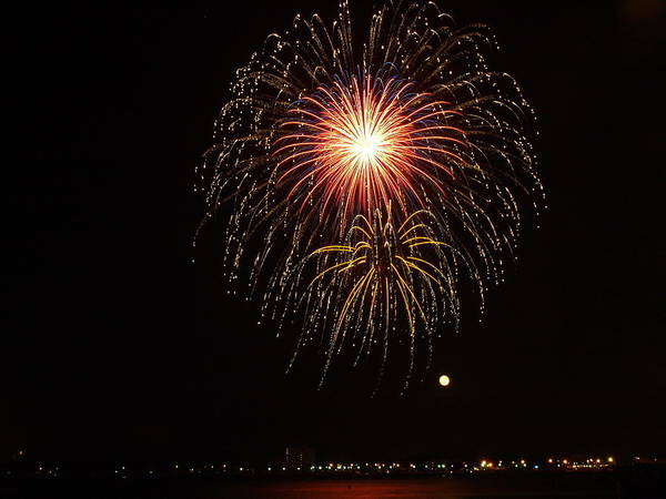 Photograph - July 4 2012  6 by Jeffrey Peterson
