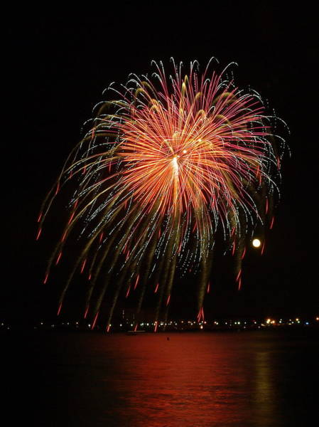Photograph - July 4 2012  8 by Jeffrey Peterson
