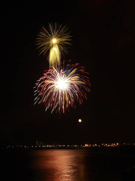 Photograph - July 4 2012  9 by Jeffrey Peterson