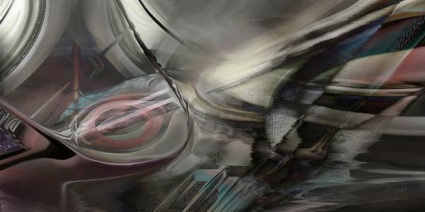 Digital Art - Jumped By Heir Redux by Steve Sperry