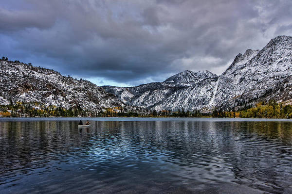 Photograph - June Lake by Beth Sargent