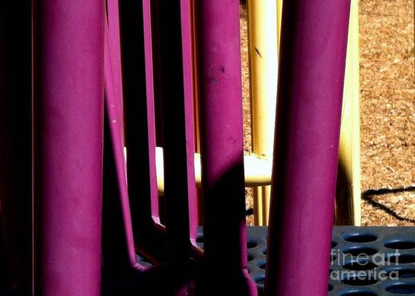 Photograph - Jungle Gym 12 by Marlene Burns