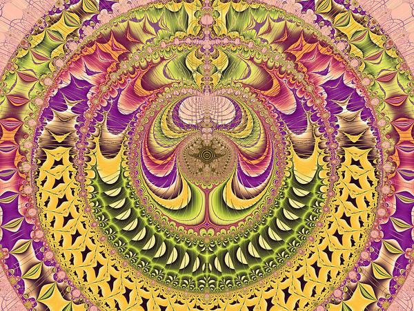 Create Digital Art - Jupiter's Key by Betsy Knapp