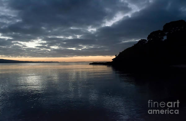 Devonport Wall Art - Photograph - Just Before Sunrise by Yurix Sardinelly