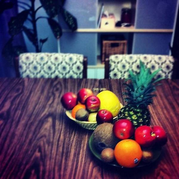 Workout Wall Art - Photograph - Just Bought A Bunch Of Fruit Today by Marie Constant