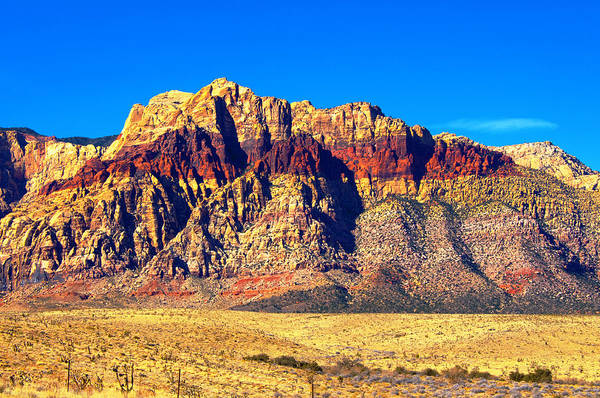 Photograph - Just Outside Of Las Vegas by Richard Henne