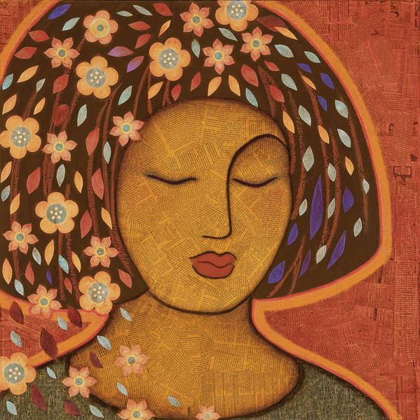 Wall Art - Painting - Kali by Gloria Rothrock