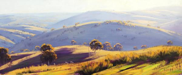 Kanimbla Valley Art Print by Graham Gercken
