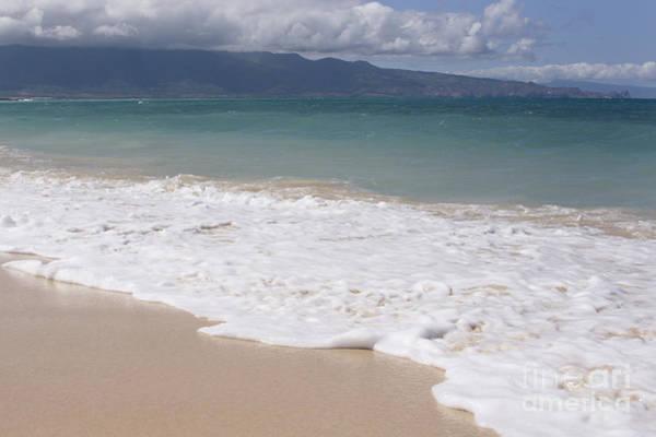 Photograph - Kapukaulua - Purely Celestial - Baldwin Beach Paia Maui Hawaii by Sharon Mau