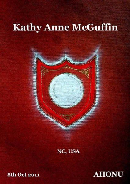 Kathy Anne Mcguffin Art Print