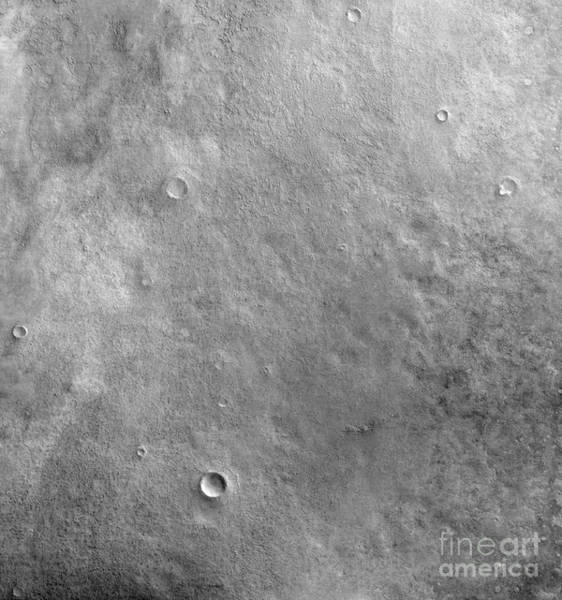 Photograph - Kepler Crater On The Surface Of Mars by Stocktrek Images