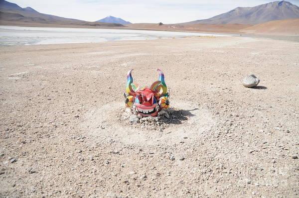 Bolivia Mixed Media - Khari Khari by Maximiliano  Sinani