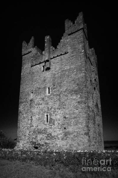 Wall Art - Photograph - Kilclief Castle Lecale County Down Northern Ireland by Joe Fox
