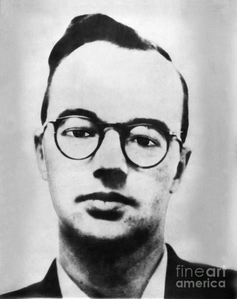 Photograph - Klaus Fuchs (1911-1988) by Granger