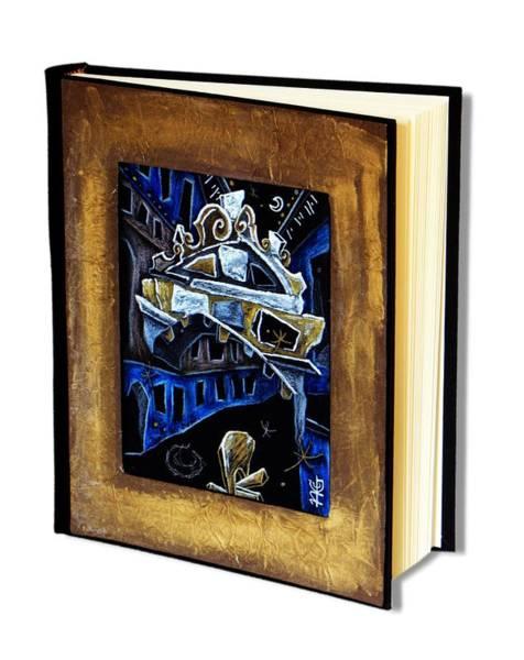 Wall Art - Painting - Kunst Buch Illustration Venedig - Illustriertes Gaestebuch Hotel Hochzeit - Kinderbuchillustrationen by Arte Venezia