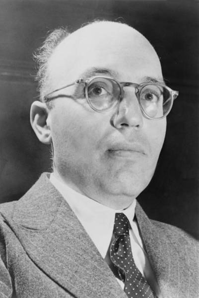 Jewish Music Wall Art - Photograph - Kurt Weill 1900-1950, German Composer by Everett