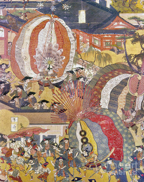 Photograph - Kyoto: Gion Festival by Granger