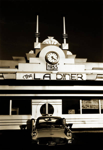 Photograph - La Diner by Marilyn Hunt